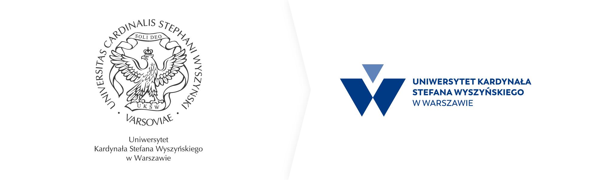 stare i nowe logo uksw
