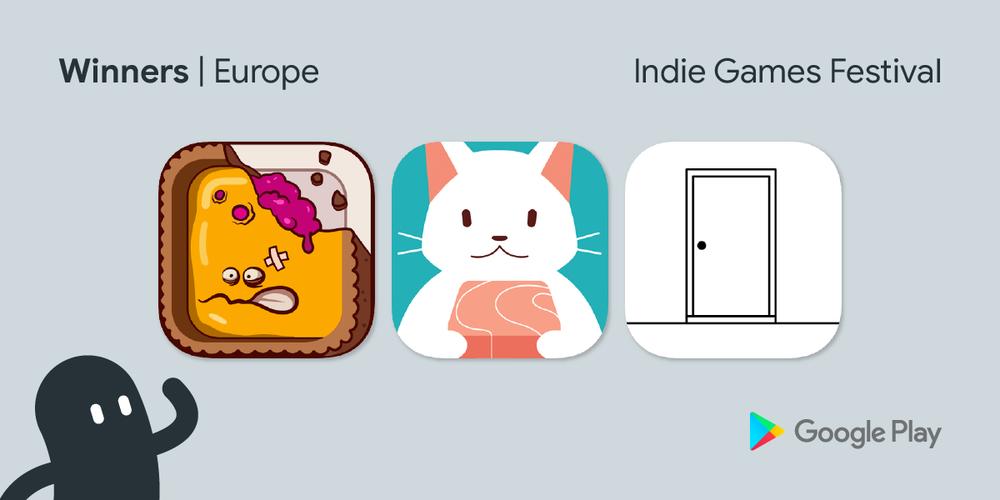 Google Play Indie Games Festival laureaci