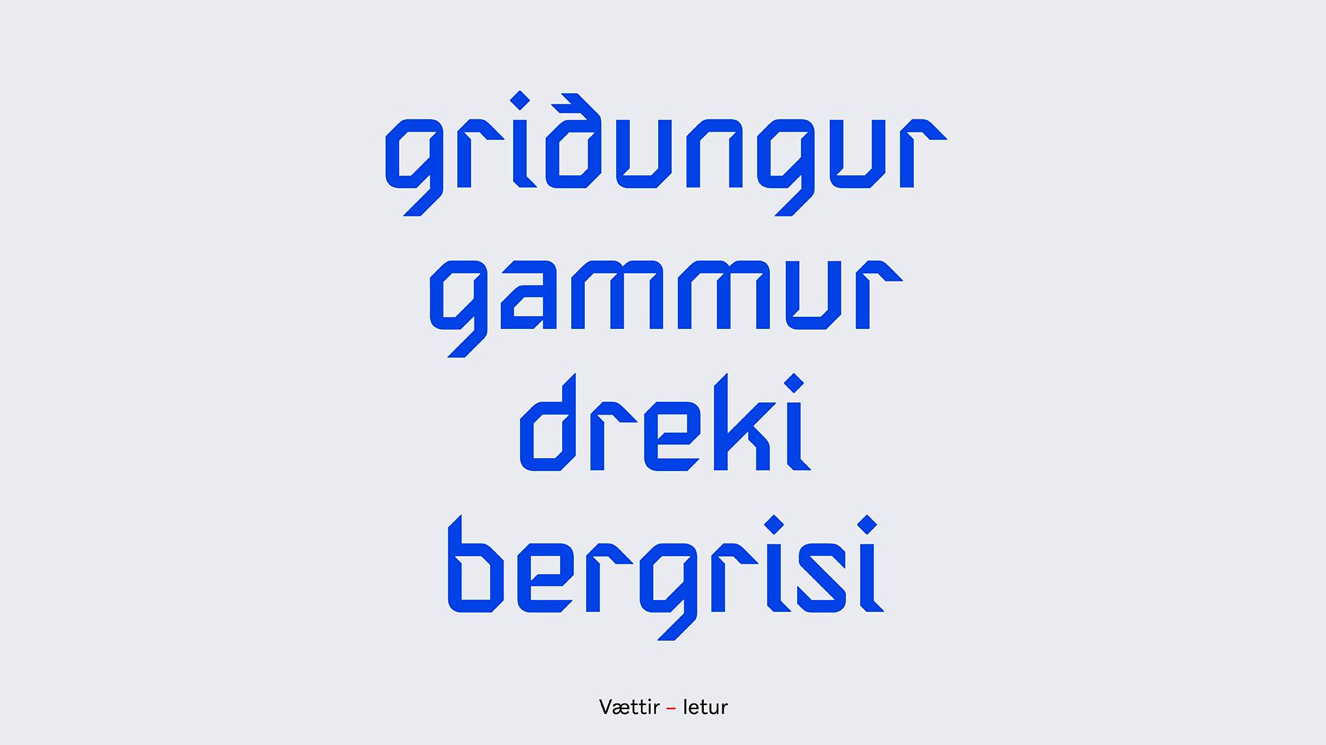 islandia font1