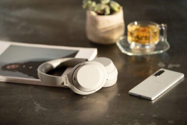 Słuchawki WH-1000MX4