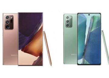 Samsung Galaxy Note 20 i Note 20 Ultra zaprezentowane. Znamy ceny
