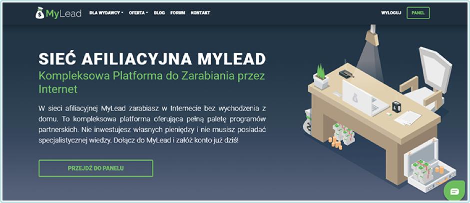 Sieć afiliacyjna MyLead