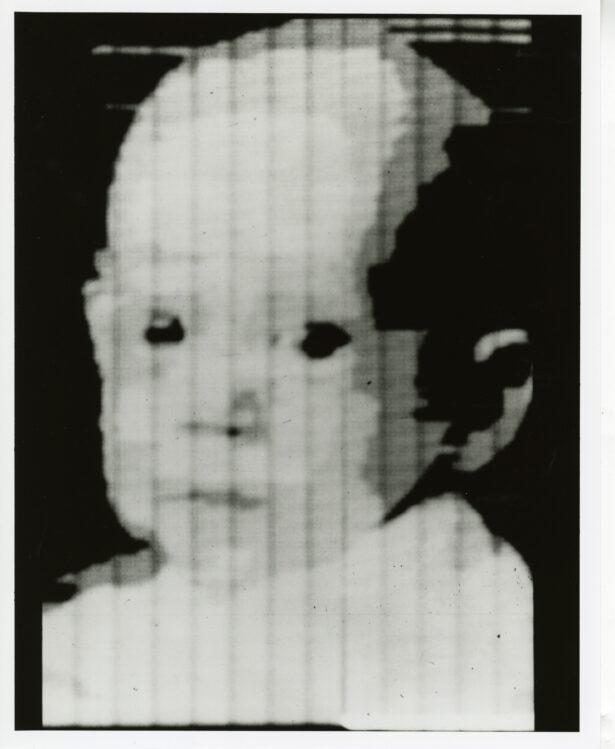pierwszy skan dziecko