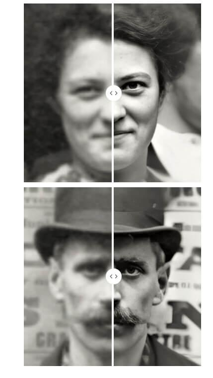 Poprawa jakości starych zdjęć