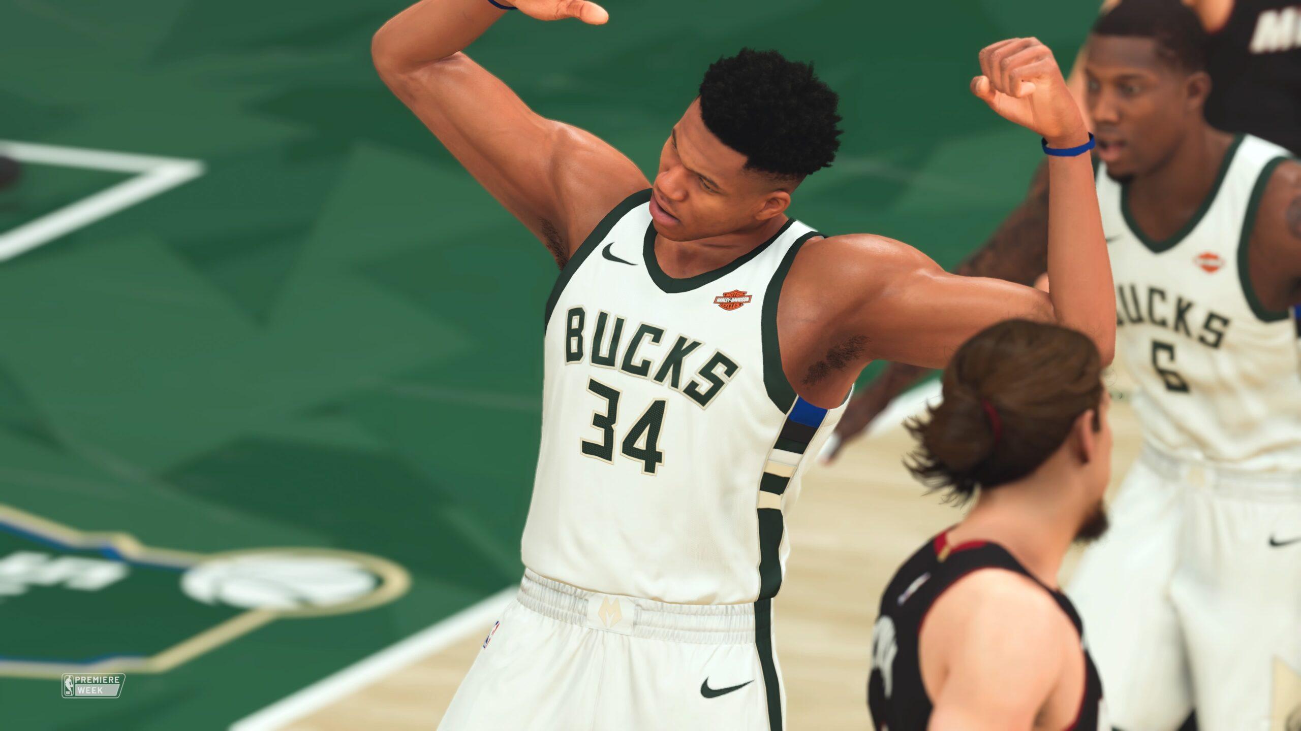 NBA 2K21 grafika scaled