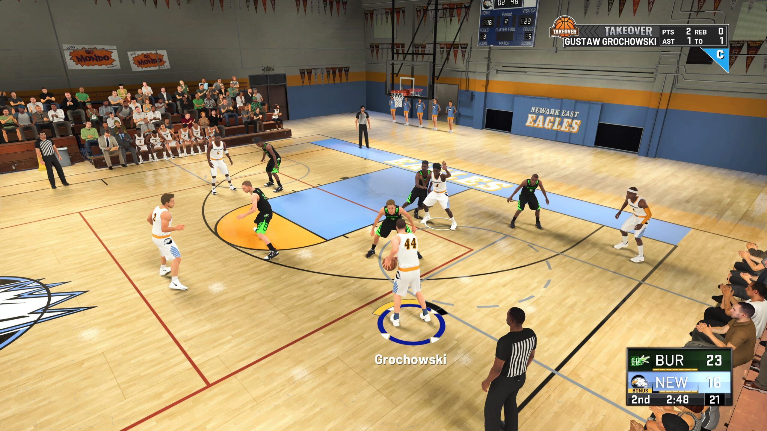 NBA 2K21 liceum scaled