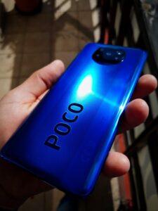 POCO X3 3