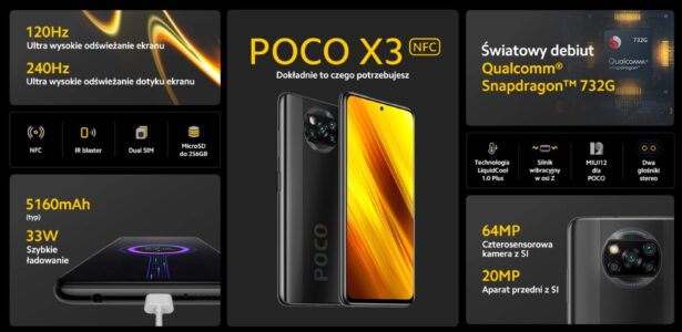 Poco X3 NFC 5