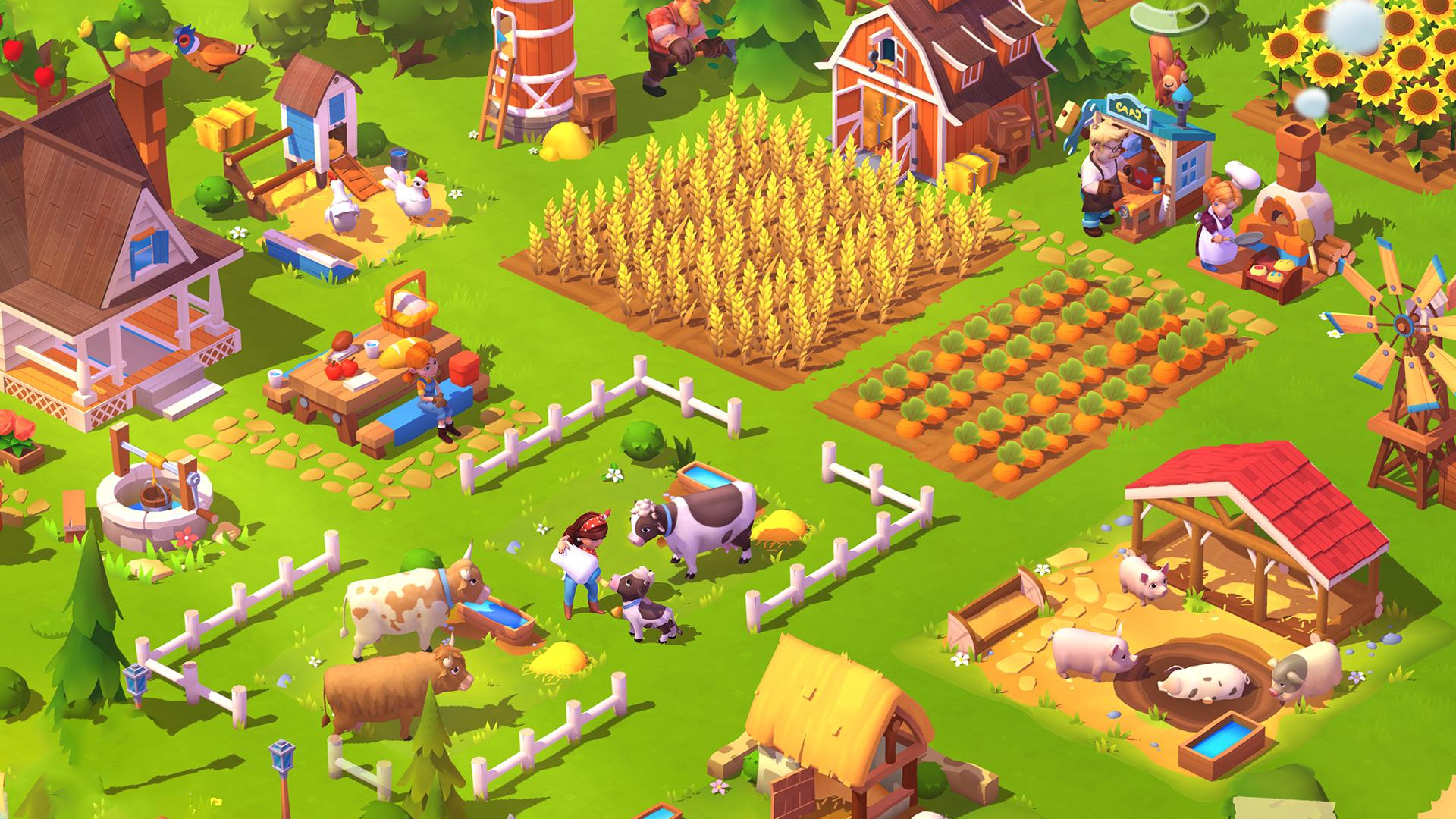 Wallpaper com.zynga .farmville3