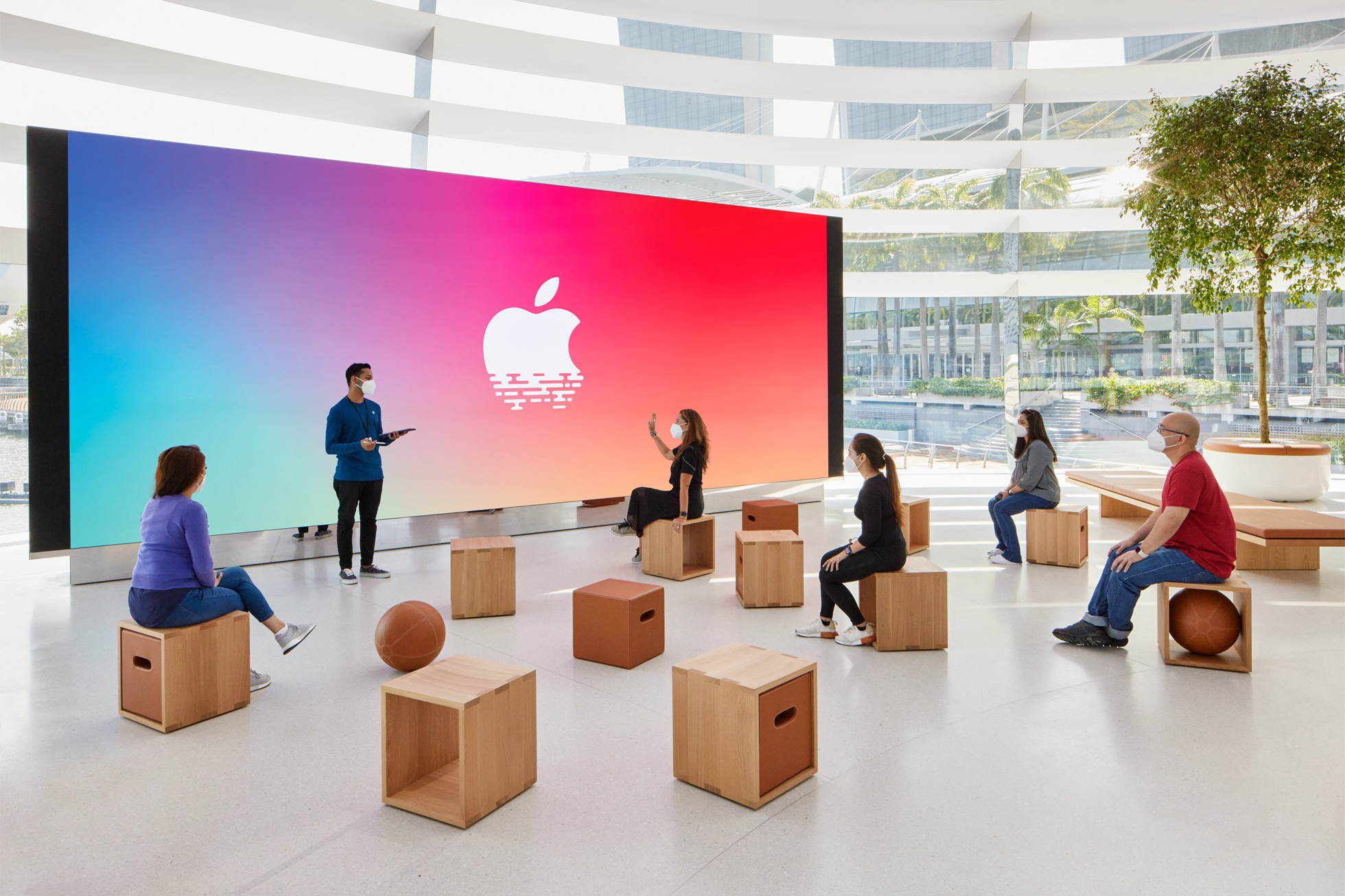 apple nso marina bay