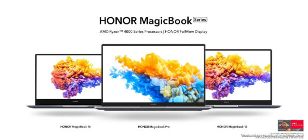 Laptopy Honor MagicBook