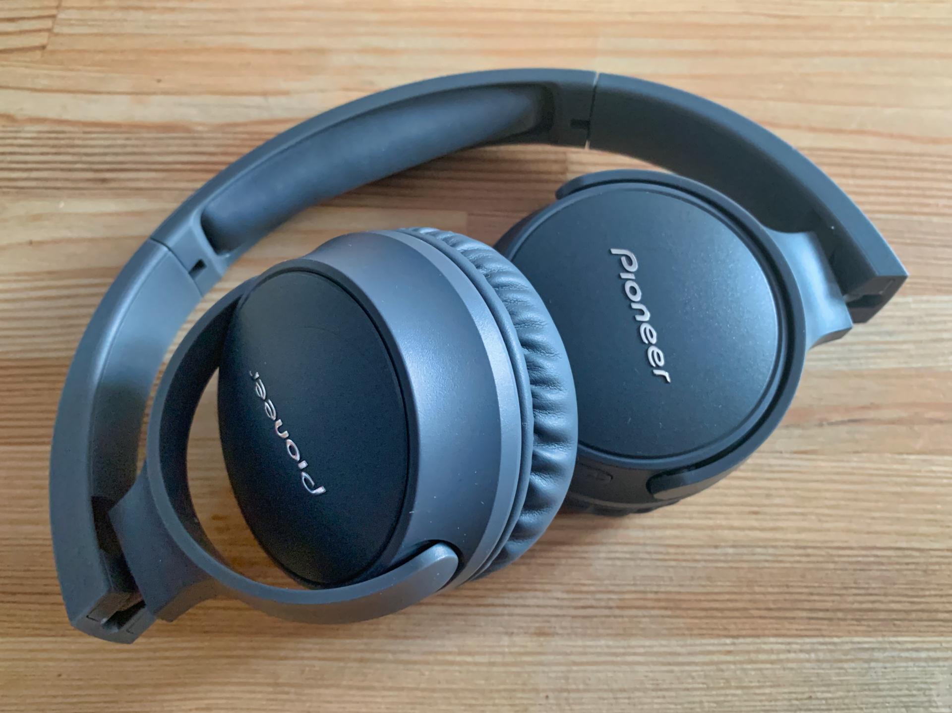 Pioneer S6 słuchawki wireless z noice cancelingiem