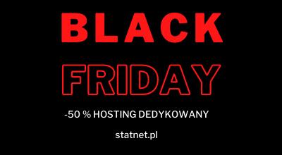 black friday 2020 statnet