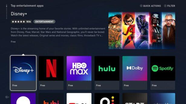 xbox apple tv